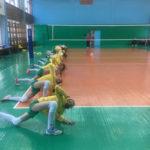 мастер класс волейбол дети