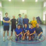 мужская команда КВЛ