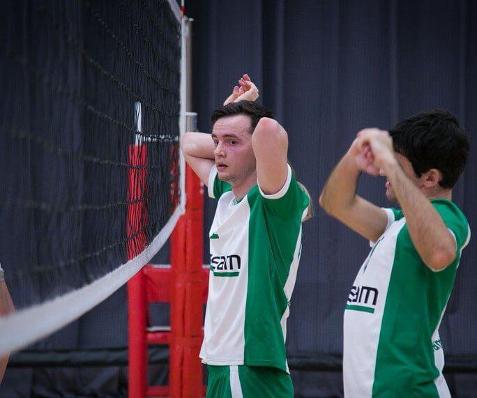 волейбол в СПб