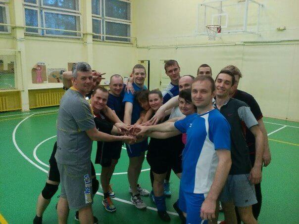 мастер-класс по волейболу
