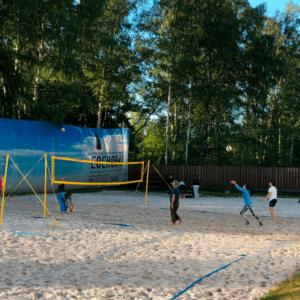 тренировки по волейболу Спб