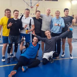 волейбол команда КВЛ Этерия