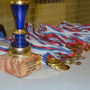 медали и кубки турнир по волейболу СПб