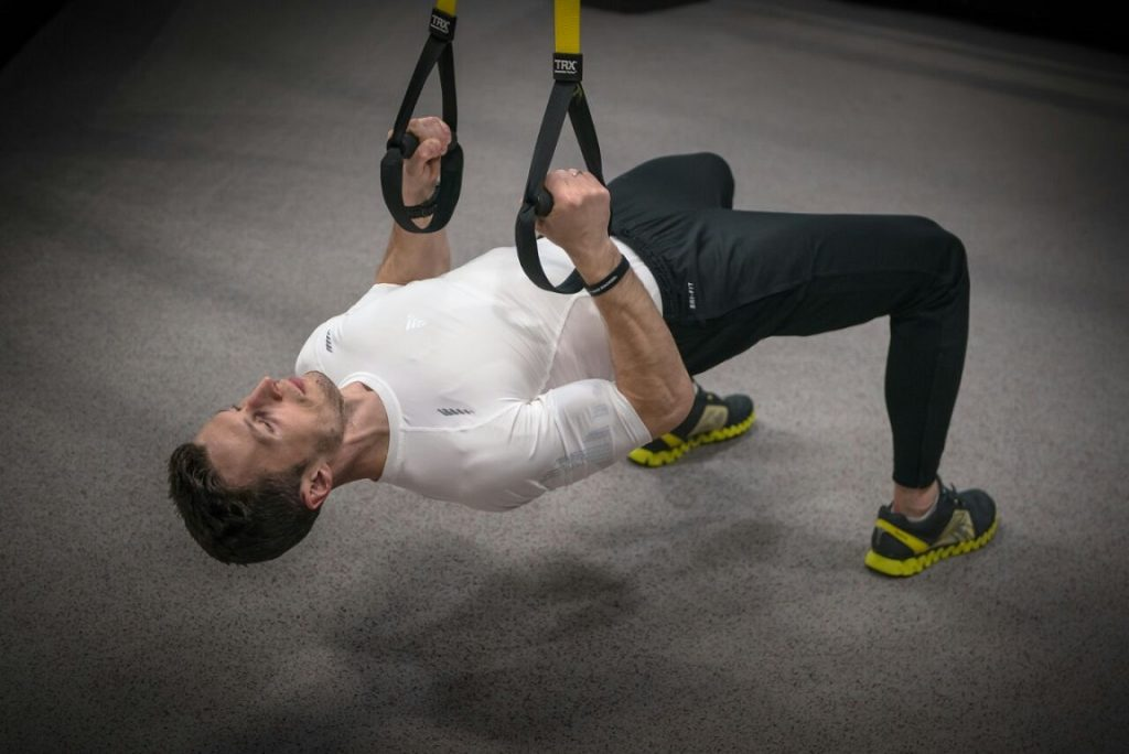 TRX тренинг Мурино Девяткино